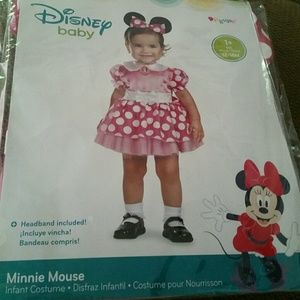 Other - Minnie mouse costume